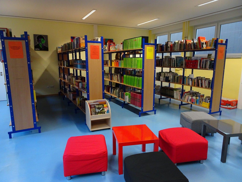 sch lerbibliothek reinoldus und schiller gymnasium. Black Bedroom Furniture Sets. Home Design Ideas