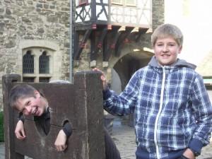 Excursion zum Thema Mittelalter