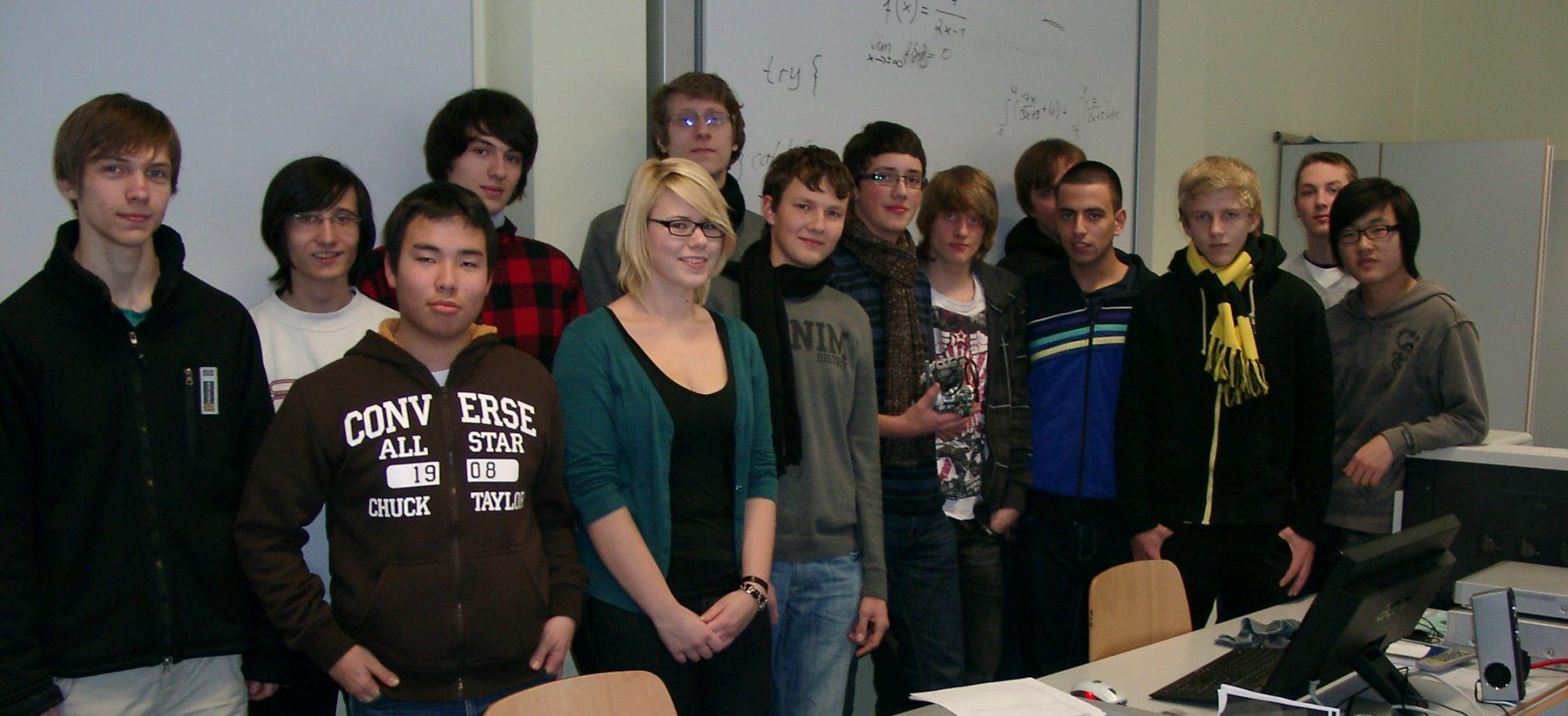 LK Informatik 2010