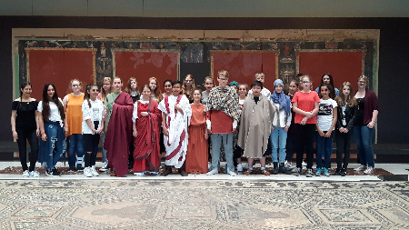 Lateinfahrt 7 ins römische Köln