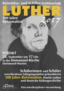 Luther-Festakt