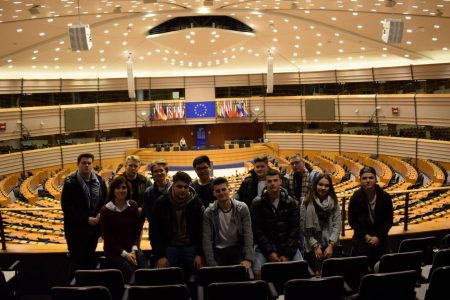 EU Exkursion nach Brüssel (09.11-11.11.17)