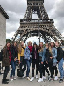 Impressionen der Paris-Fahrt 2018