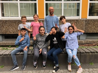 Die Schulgarten-AG stellt sich vor
