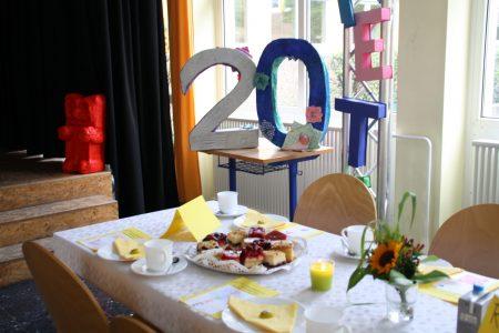 20 Jahre Cafeteria am RSG