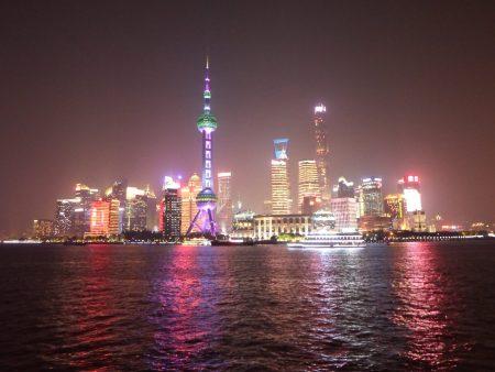 Das RSG in Shanghai