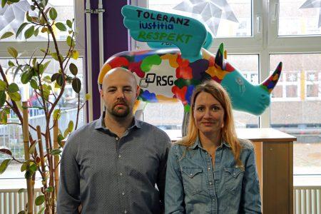 Herr Malessa und Frau Trockenbrodt