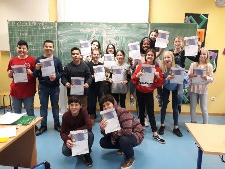 Über 200 Schülerinnen und Schüler beim Biber-Informatikwettbewerb aktiv