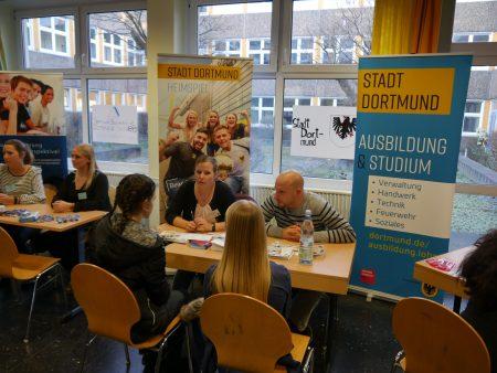 Zukunftsmesse: Was tun nach dem Abitur?