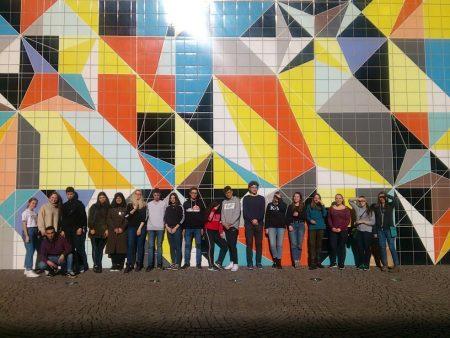 Picassos Werke ganz nah! – Exkursion des Q1-Kunst-Kurses nach Düsseldorf