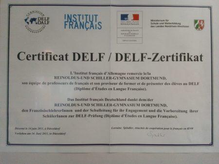DELF: Komplizierter Name – sinnvolles Diplom