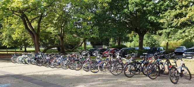 RSG beste Dortmunder Schule bei der Aktion Stadtradeln