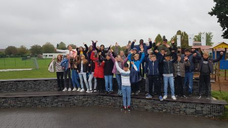 Travel Report 6d: Our class trip to Nottuln
