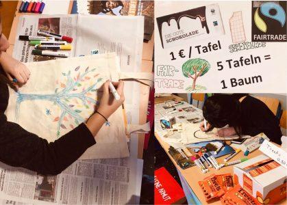 FaiRSG: Die Arbeit der Fairtrade-AG