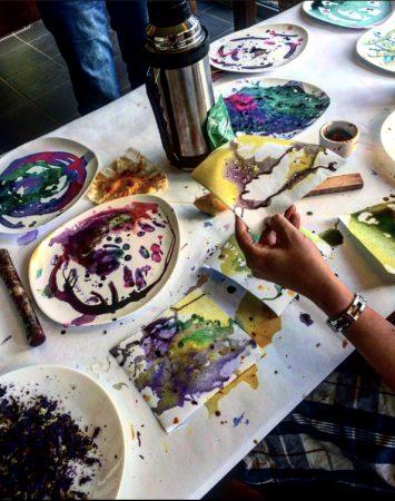 Art Attack: Seven Gardens - Farben aus der Natur