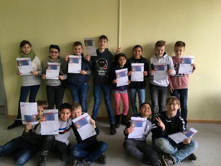 Biber-Informatik-Wettbewerb: Die Urkunden sind da!