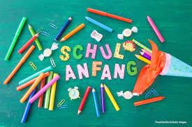 Ablaufplan am ersten Schultag, Mittwoch,12. August 2020