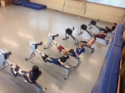 RSG – Ruder-Sport-Gemeinschaft freut sich über 3 neue Ergos