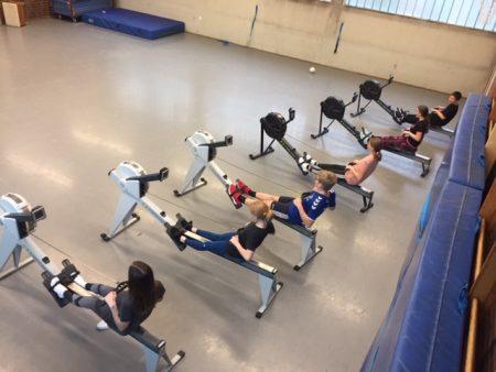 RSG - Ruder-Sport-Gemeinschaft freut sich über 3 neue Ergos