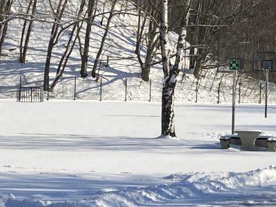 RSG im Schnee