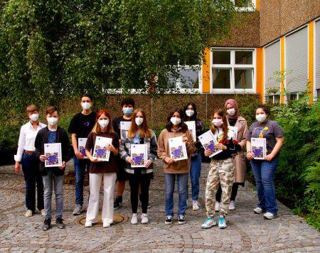 Business English – Schülerinnen und Schüler nehmen auch während Corona mit Erfolg an IHK-Prüfung teil