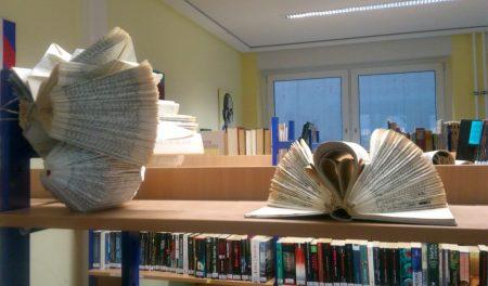 Bücher mal ganz anders! – Kunstprojekt zur Gestaltung von Buchobjekten
