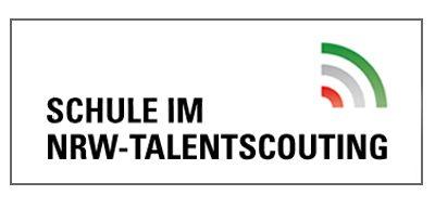 Verlinkungsbutton Schule im NRW Talentscouting